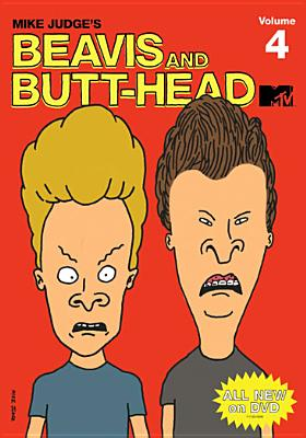 BEAVIS & BUTT HEAD:MIKE JUDGE VOL 4 BY BEAVIS & BUTT-HEAD (DVD)