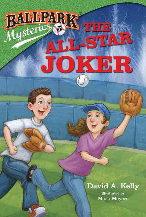 The All-Star Joker By Kelly, David A./ Meyers, Mark (ILT)